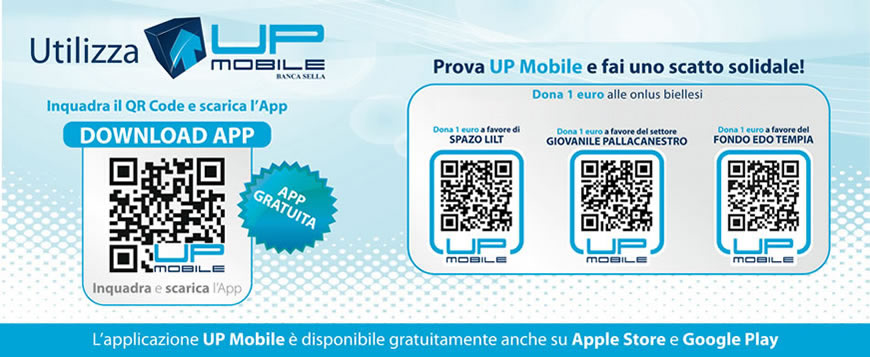Iniziative UP Mobile